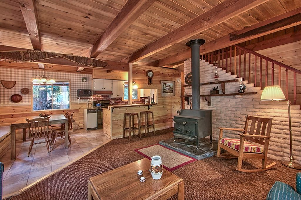 Log Cabin Rustic Home Decor in South