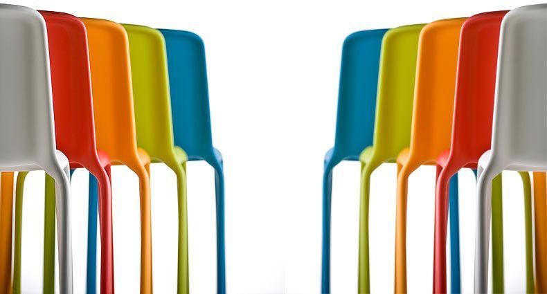 Classic Wooden Sofa Set, Podo Plastic Coloured Dining Chair Colored Dining Chairs Plastic Dining Chairs Orange Dining Room