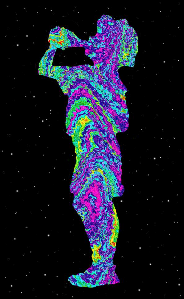 Galaxy boy   iPhone Wallpapers #darkiphonewallpaper