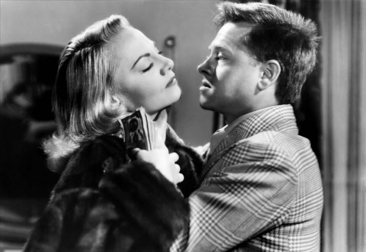 foto Jeanne Cagney