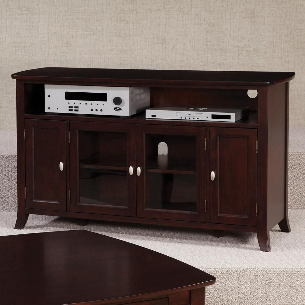 hammary enclave entertainment console furniture home decor