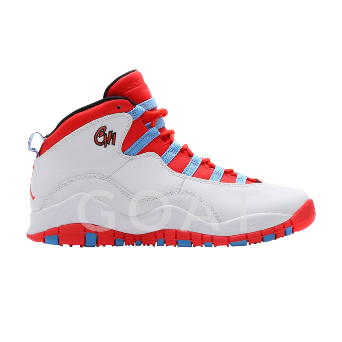 Air Jordan 10 Retro BG 'Chicago 2016' - 310806 114