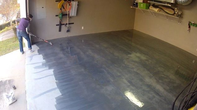 Diy Your Garage Floor From Drab To Fab Tips Rustoleum