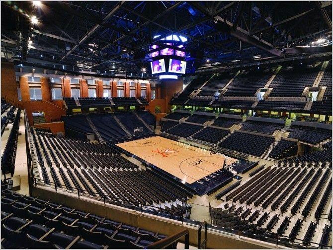 John Paul Jones Arena Charlottesville Virginia Sports Arena Virginia Basketball Cavaliers Basketball