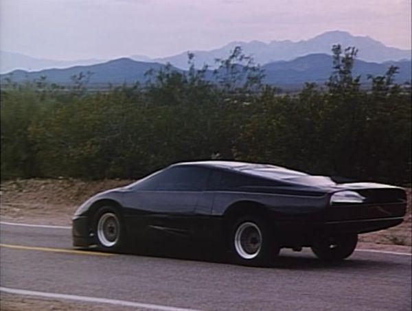 The Wraith  Released 1986  Car 1984 Dodge M4S Prototype I