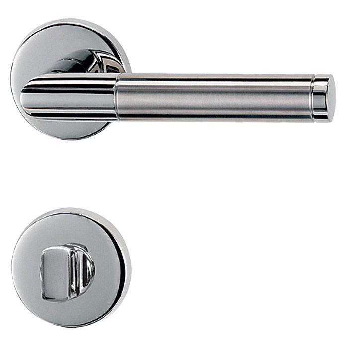 Diamond Doors Creative Wc Turgarnitur Avantgardo Edelstahl Edelstahl Stahl Rosetten