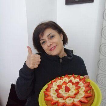 CROSTATA MORBIDA CREMA E FRAGOLE | Fatto in casa da Benedetta Rossi