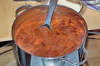 Texas Jailhouse Chili Eintopf Pinterest Eintopf Chili And Suppen