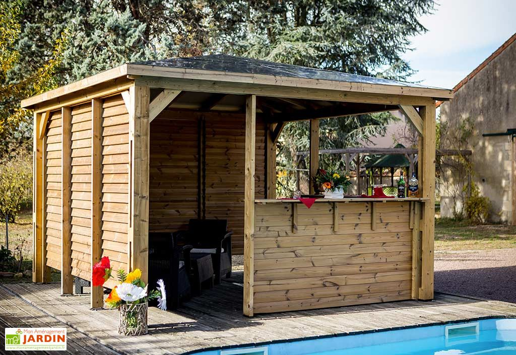 44+ Cabane de jardin pour piscine ideas