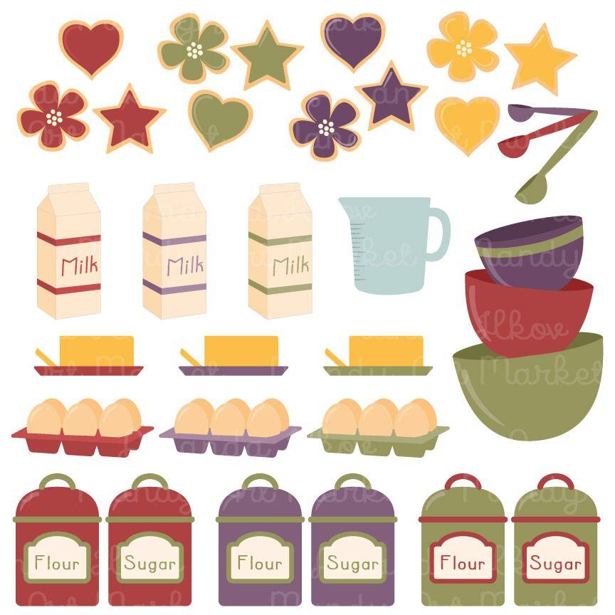 Autumn Baking in the Kitchen (Graphic) by Amanda Ilkov ...