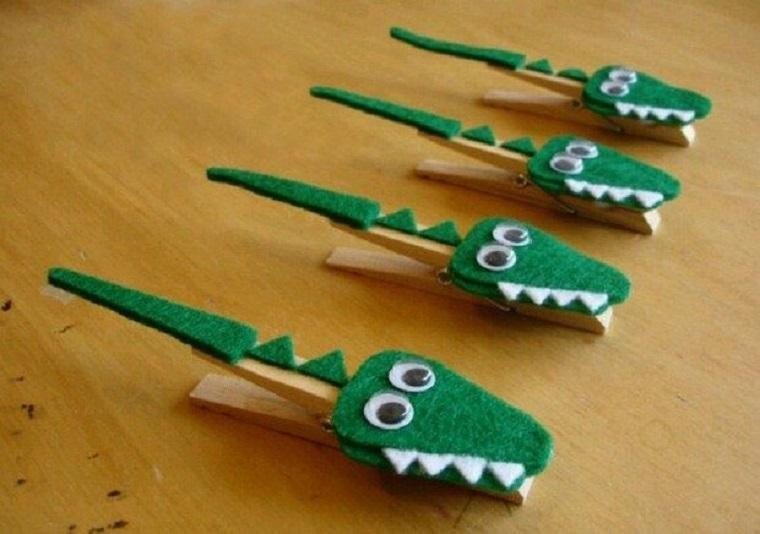 Easy Kids Crafts - Coole Ideen für das Recycling - Dekoration ideen #feltcreations