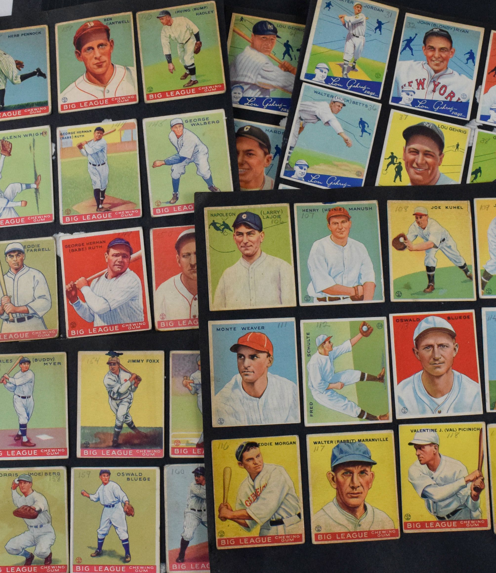 Estate Collection Includes Newly Uncovered 1933 Goudey