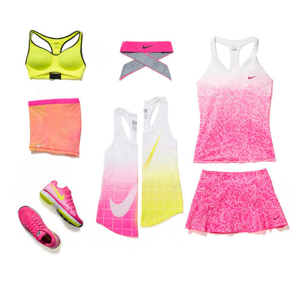 Nike reveals women's looks for the Australian Open - Tennis IDENTITY. Tennis  OutfitsSport ...