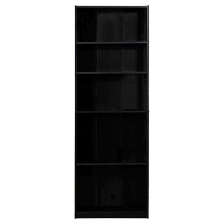 5 Shelf Bookcase Sauder Target Maybe Go Er On These