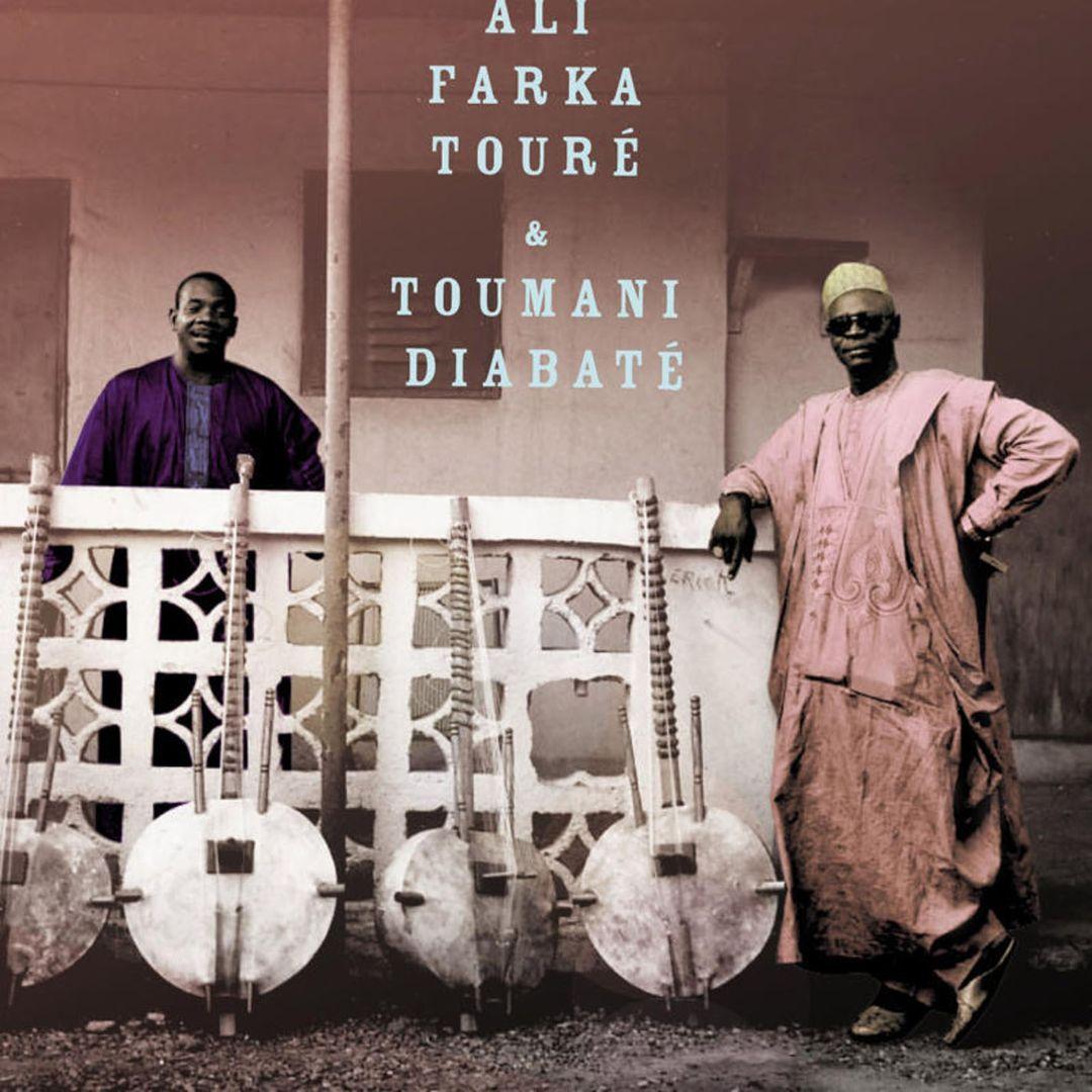 Ali Farka Toure Toumani Diabate 2010 Album Music African Music