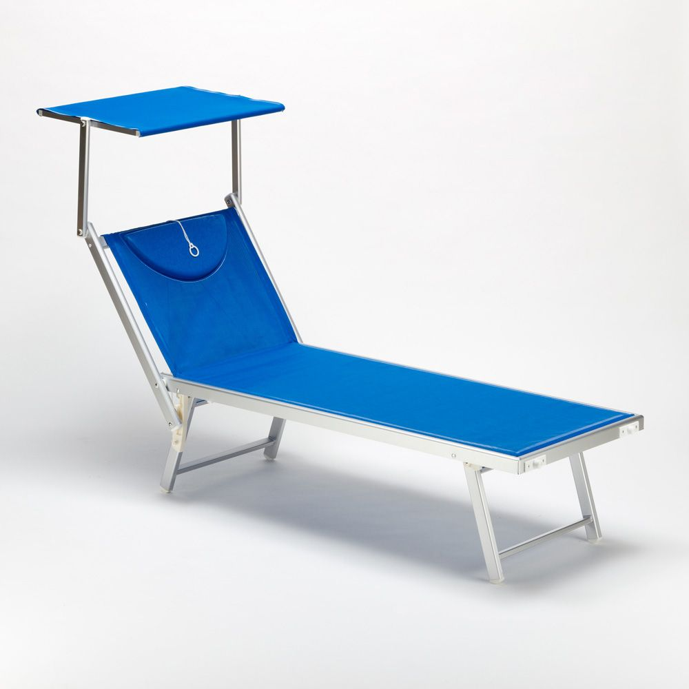 Chaise longue de jardin pliante transat bain Garden Sun Lounger Garden Chair