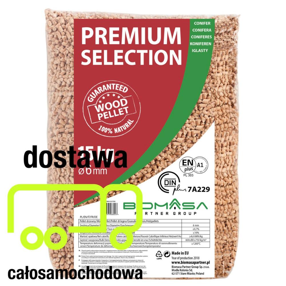 Pellet Premium 15 Kg Biomasa Partner Group Paliwo Do Kotlow C O W Atrakcyjnej Cenie W Sklepach Leroy Merlin In 2020 Wood Pellets Pellet Partners