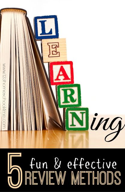 Learning 5 Fun Effective Methods For Reviewing Play Activities