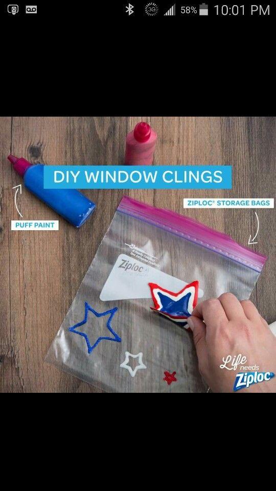 Do it yourself window clings ideas pinterest do it yourself window clings solutioingenieria Images