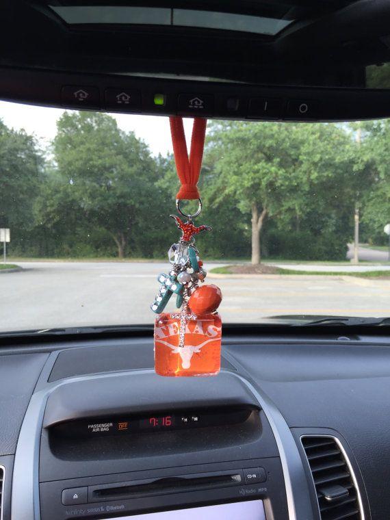 Rearview Mirror Car Charm Rear view Cute Car Accessories Women ...