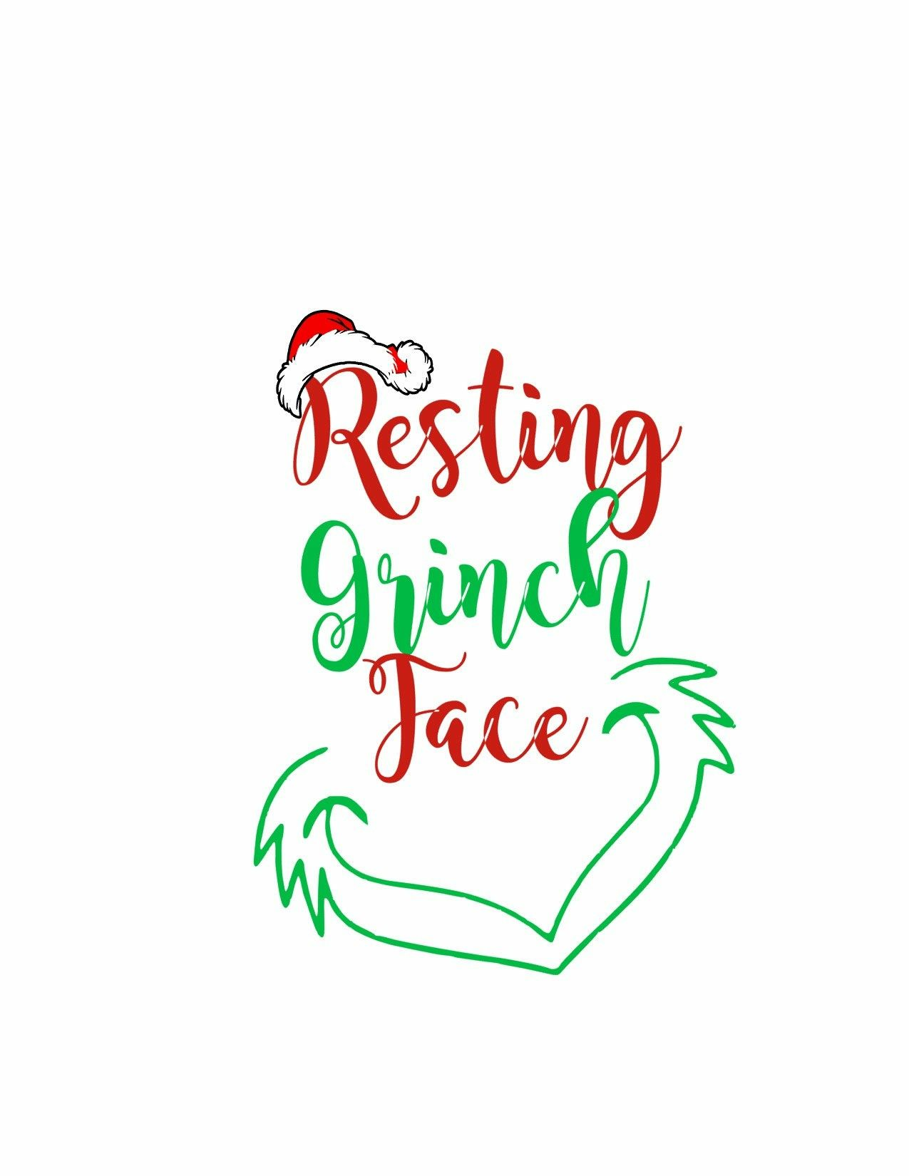 c8af2b7e1e73a Excited to share the latest addition to my  etsy shop  resting grinch face