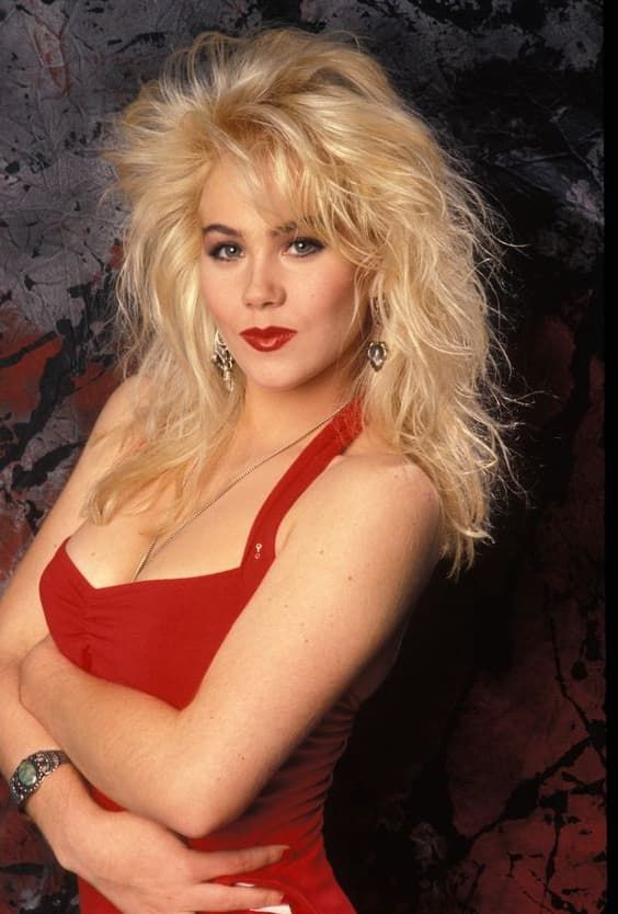 Young Christina Applegate Christina Applegate