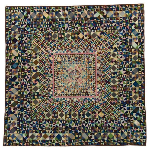 Bertha Neiden of Lincoln, NE, made this 10,222-piece quilt between ... : lincoln ne quilt shops - Adamdwight.com