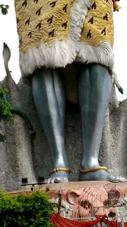 Lord shiva statue Haridwar Uttarakhand India #shiva #uttrakhand #india #adiyogi #sadhguru #