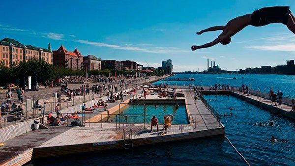 A guide to going swimming in Copenhagen via that nordic feeling