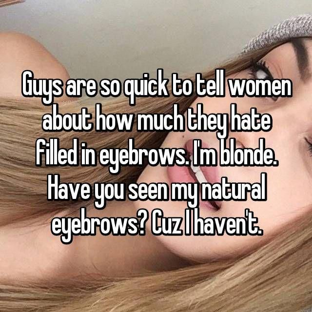 How To Do Eyebrows   My Eyebrows Have No Shape   Plucking ...