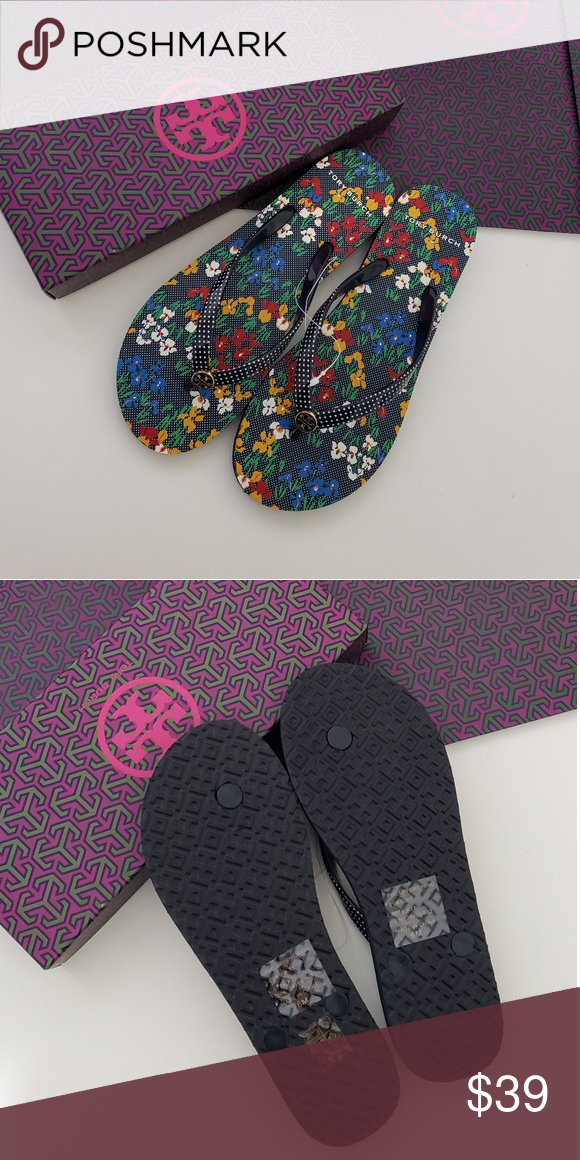926acc5f1356b2 Tory Burch Flop Flop 7 New With Tag and Box Size 7 PRICE IS FIRM NO TRADE Tory  Burch Shoes Sandals