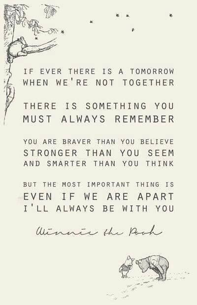 Pin By Kimerly Metcalf On My Style Friends Quotes Pooh Quotes Friendship Quotes
