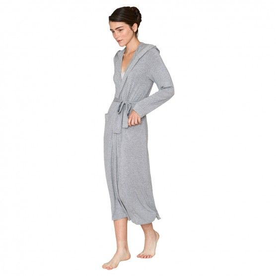 33c3a0e7369d3 Recliner Bamboo Lounger Robe - TheTot Stylish Maternity, Maternity Wear,  Hey Mama, Wish