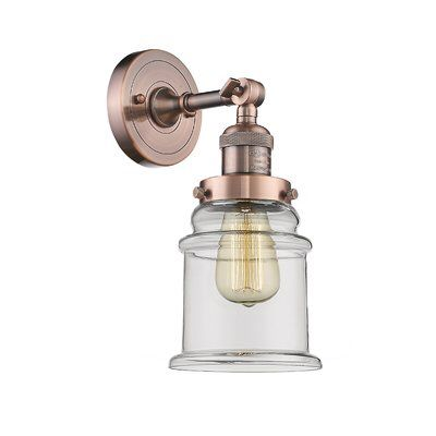 Photo of Greeley 1-Light Armed Sconce