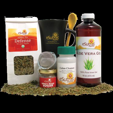Defense Tea Detox Kit