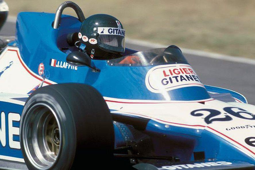 Il vincitore, Laffite con la Ligier 1979