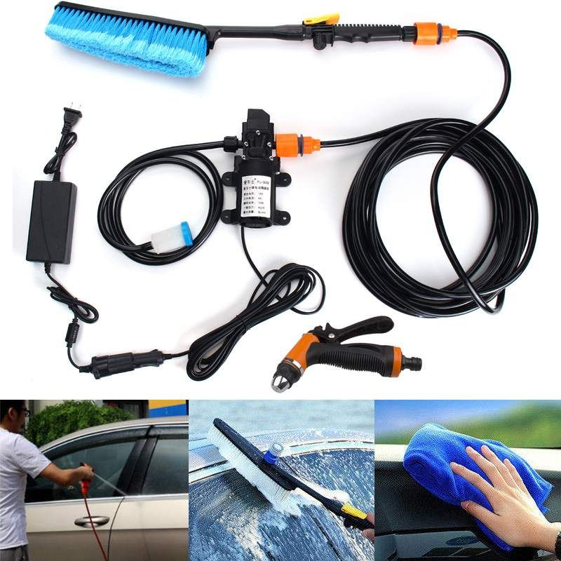 Special offer 12V Portable Car Washer Machine with Power