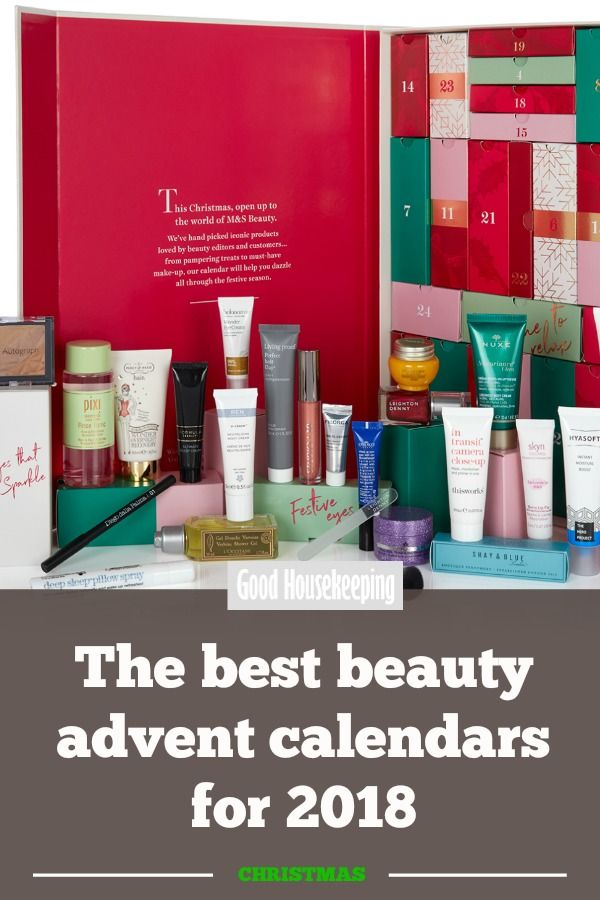 All Of The Best Beauty Advent Calendars In The Black Friday Sales