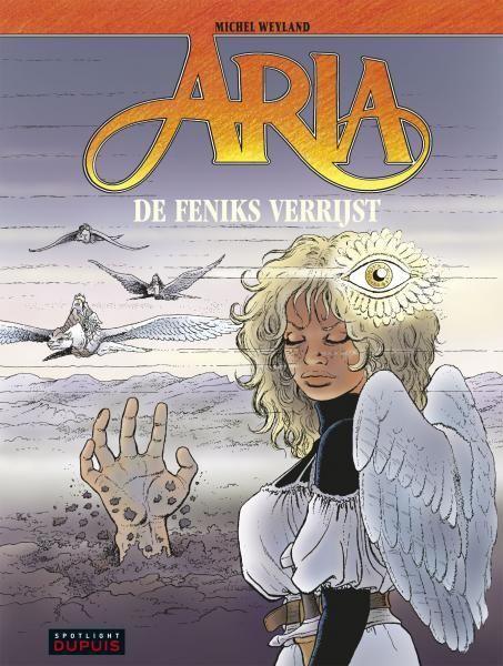Aria 35 Een Besneeuwde Vlakte Diepe Spelonken In één Van Die