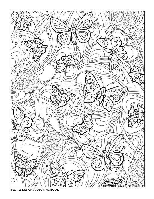 Pin de Carolyn Mackenzie en Adult colouring in | Pinterest ...