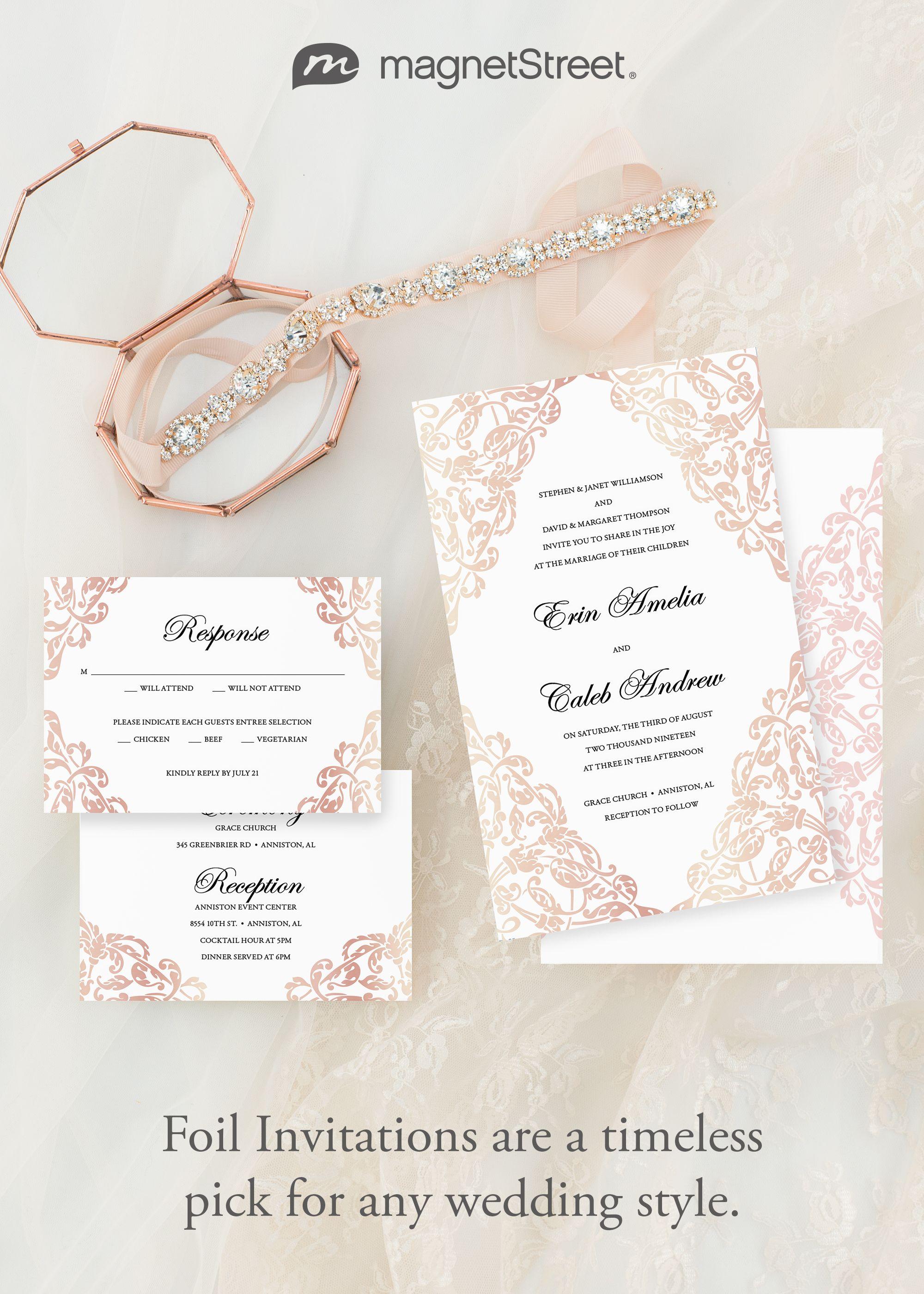 Create Something Fabulous Wedding Invitations Do More Than