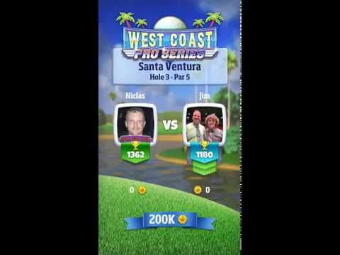 golf clash tour 7 courses