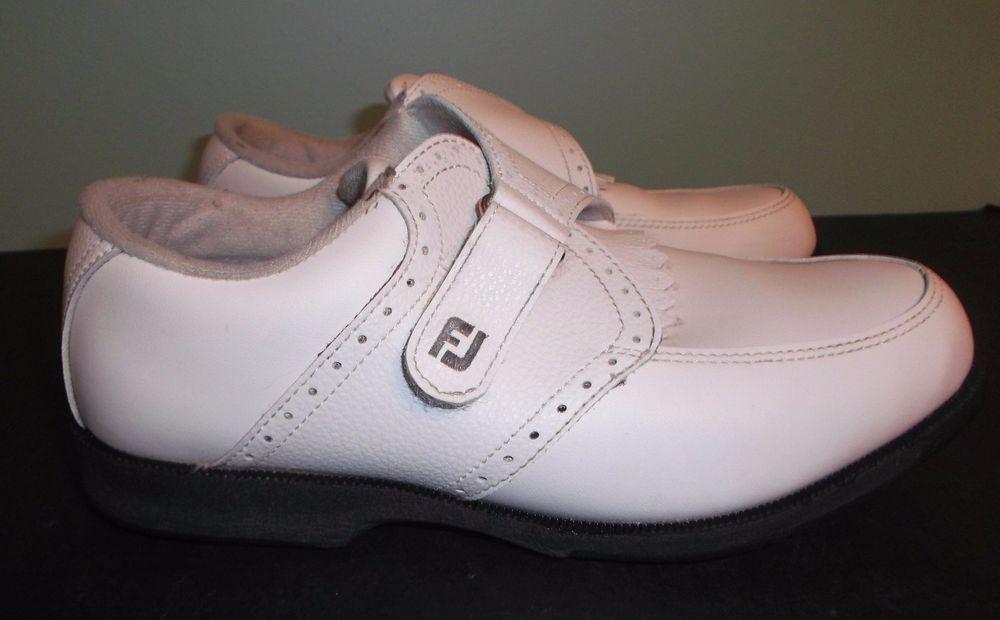 Footjoy Womens Greenjoys Spikeless Golf