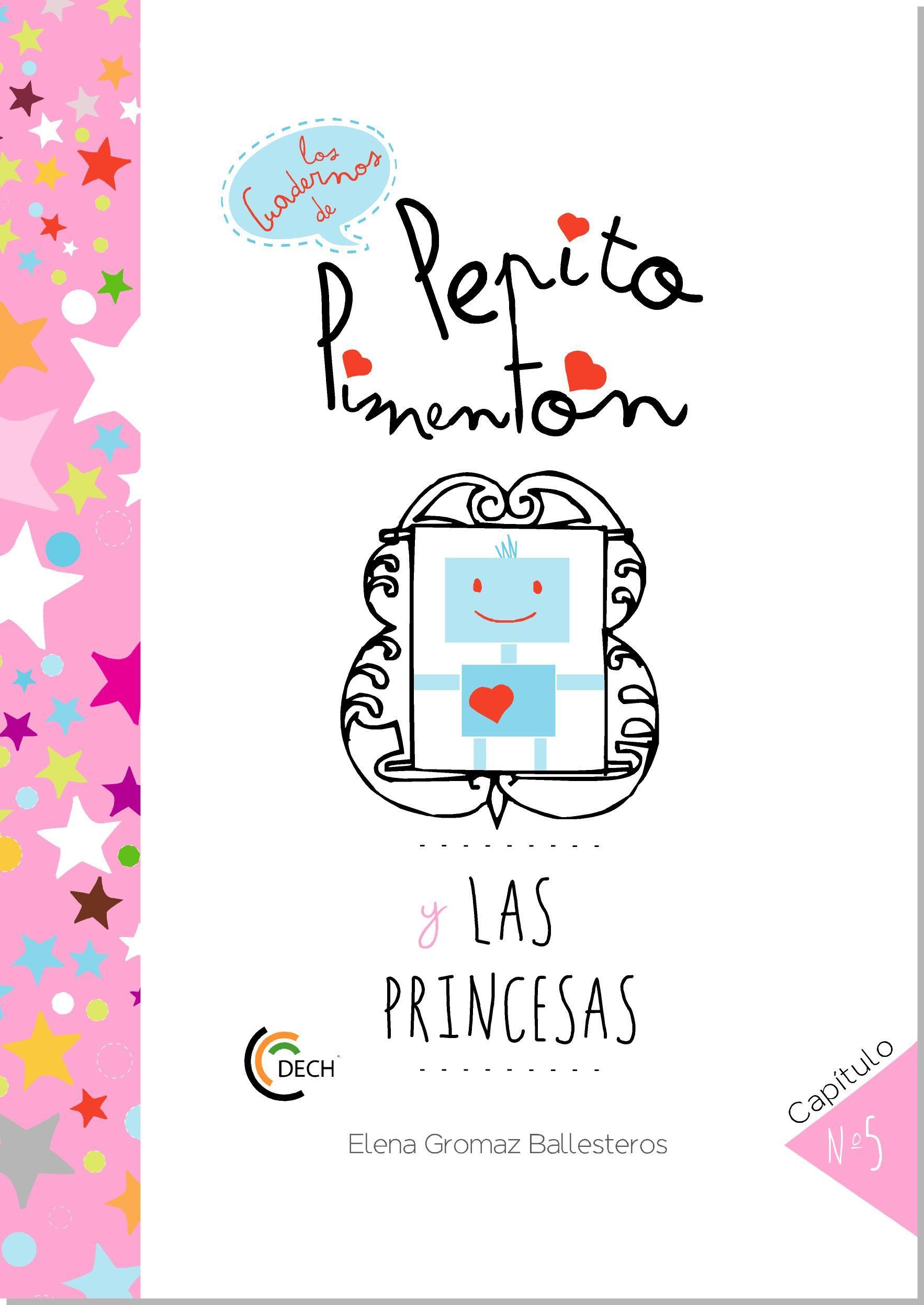Pepito Pimentón y las princesas