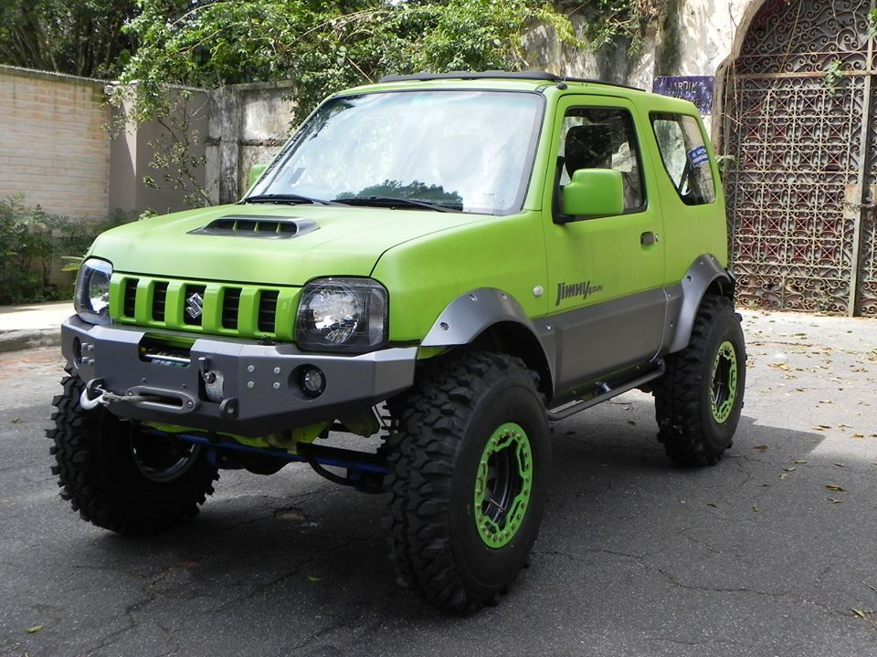 flog color suzuki jimny pinterest suzuki jimny 4x4 and cars. Black Bedroom Furniture Sets. Home Design Ideas