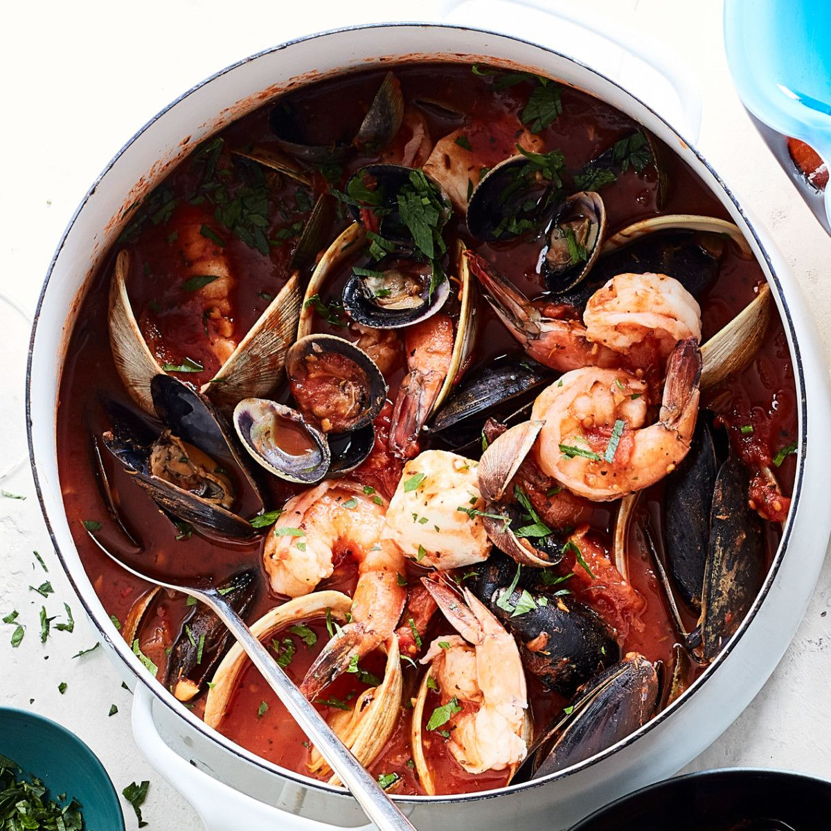 Make San Francisco-Style Seafood Stew for Your Holiday Dinner