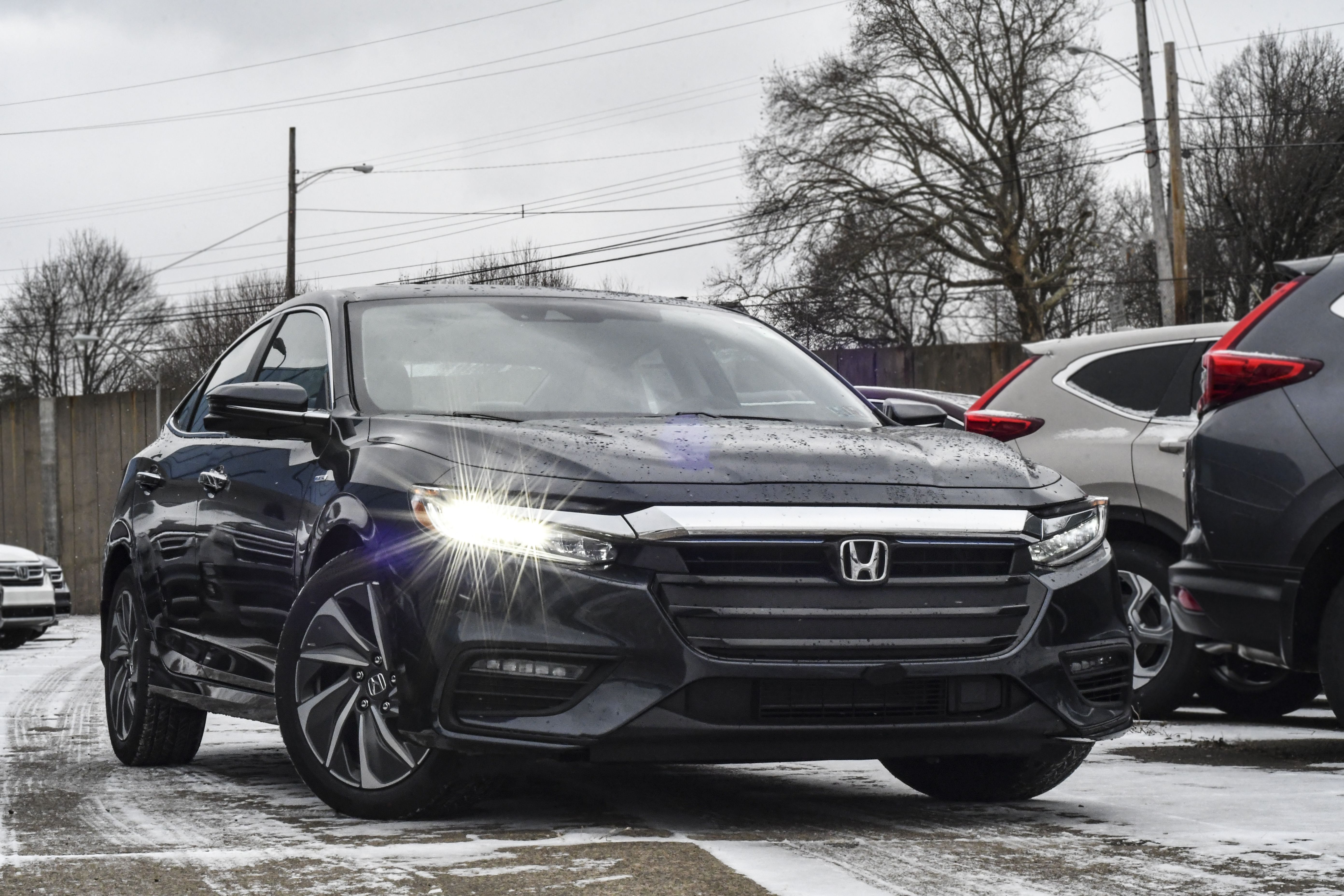 2019 Honda Insight Touring Honda insight, Honda cars, Honda