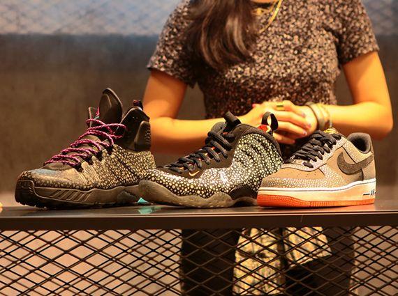"sports shoes f5bba 1f963 Nike Zoom MW Posite ""Safari"""