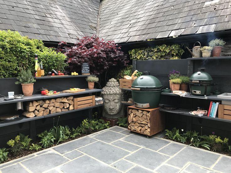 Outdoor Küche Wwoo : Wwoo concrete outdoor kitchen aus starkem langlebigem und