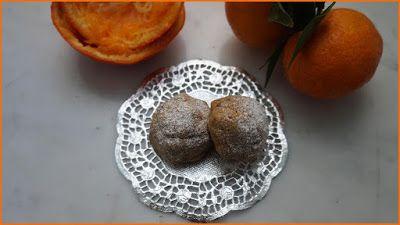 Biscotti vegan e glutenfree al mandarino - Ricette di non solo pasticci